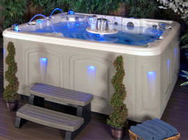 Clearwater Spas Hot Tubs