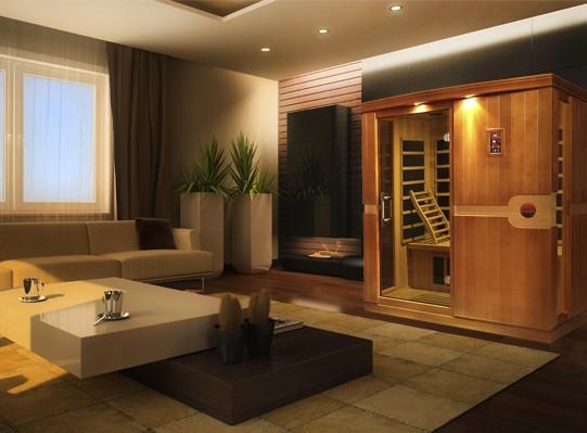 High Quality DeckIt Spas, LLC   Saunas