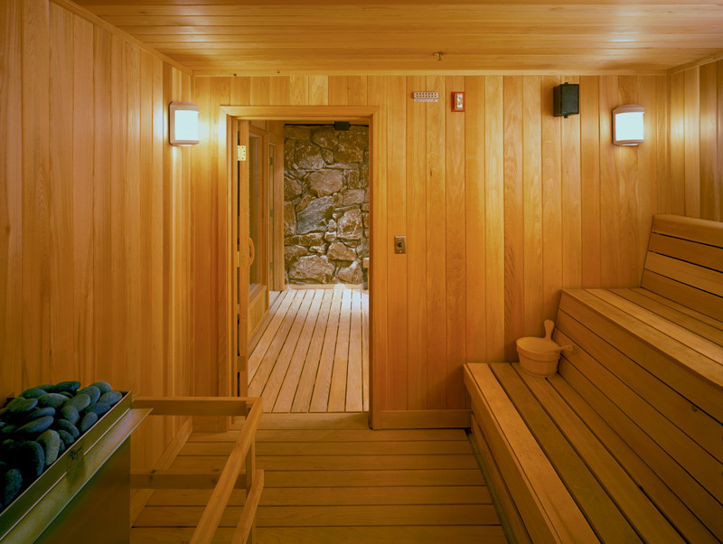 Elegant Whether It Is For New Construction, Or An Existing Room (or Even An Unused  Closet), Deckit Is Committed To Making Your Sauna Kit Purchase And  Construction ...